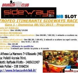 Gara1 Trofeo Itinerante BSN 15