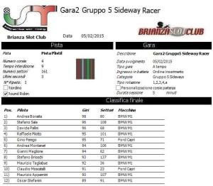 Gara2 Gruppo 5 15