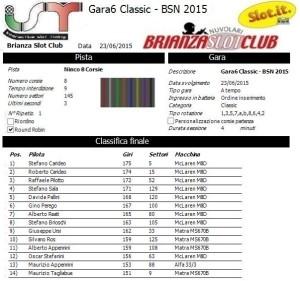 Gara6 Classic 15
