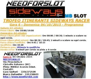 Gara6 Trofeo Itinerante NFS 15
