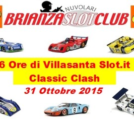 6 Ore di Villasanta Classic Clash 2015