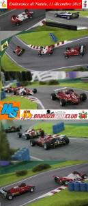 F1 Endurance di Natale 2015