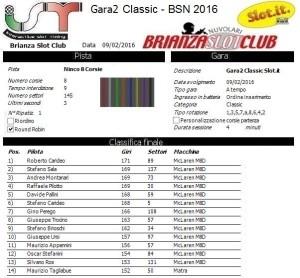 Gara2 Classic 16