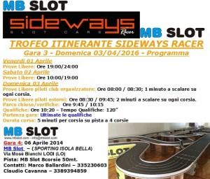 Gara3 Trofeo Itinerante MBslot 16