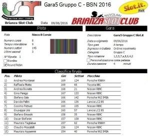 Gara5 Gruppo C 16