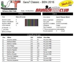Gara7 Classic 16