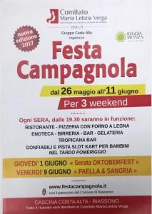 Festa Campagnola 2017