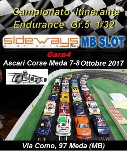 Locandina Trofeo Itinerante Gr5-Ascari