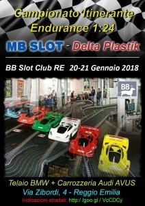 Gara4 BBSlot 2018