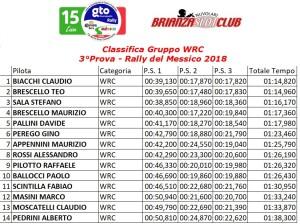 Gara3 Rally 3 Gruppo WRC Messico 18
